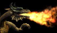 SHAMIR - Drachen-Feuer-Atem 5D