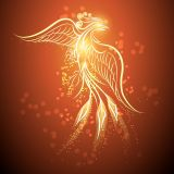 Fae Spirit of the White Phoenix - Feen-Geist des Weißen Phönix