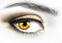 Golden Charming Eyes Energetic - Goldene Charmante Augen Energetik