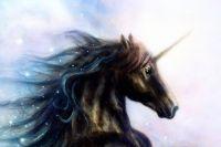 Magickal Horn of the Unicorn - Magisches Horn des Einhorns