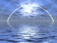 Weißer Regenbogen von Zeus
