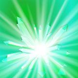 Double Green - Doppelt Grün (Herzchakra öffnen)