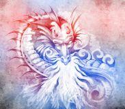 Cosmic Dragon Energy Reiki (English)