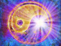 Yin Yang Light